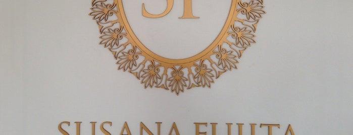 Convites Especiais Susana Fujita is one of Adriana'nın Kaydettiği Mekanlar.