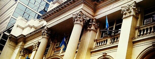 Banco Central de la República Argentina is one of Lugares favoritos de RJPA.