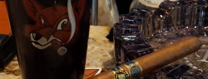 Fox Cigar Bar is one of Lieux qui ont plu à Dan.