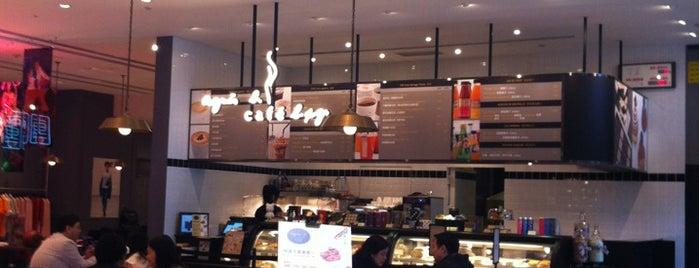 Agnés B. Café L.P.G. is one of Taipei.