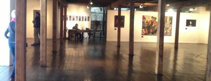 Salamanca Arts Centre is one of Posti che sono piaciuti a Claudio.