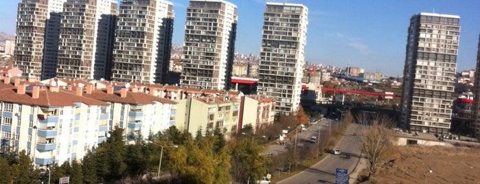 Batıkent is one of Listem2.