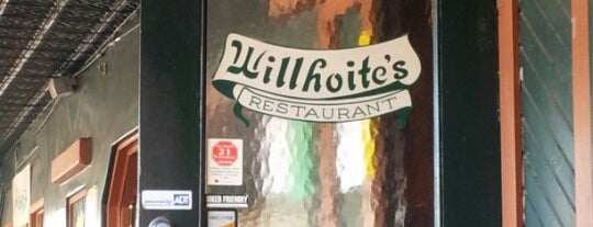 Willhoite's Restaurant is one of Restaurant You Must Try 🍷🥧.