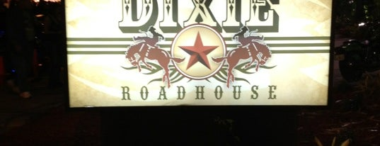 Dixie Roadhouse is one of Locais salvos de Bruce.
