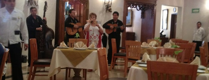 Los Almendros is one of Mexico's BEST! = Peter's Fav's.