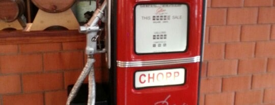 Tchê Café is one of Henri's TOP Bars!.