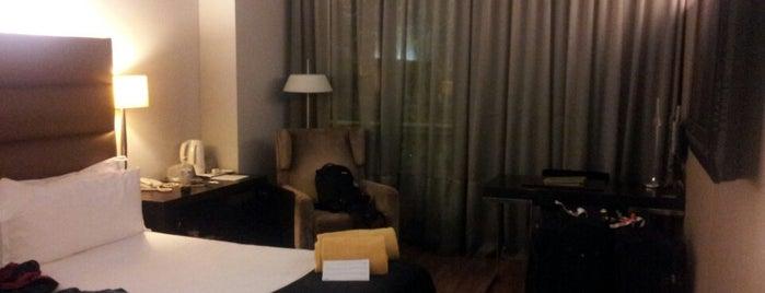 Silken Hotel Gran Havana Habiticion 520 is one of Barcelona.