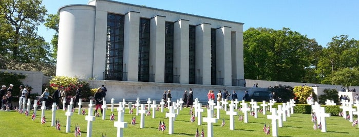 Cambridge American Cemetery and Memorial is one of 111 Cambridge places.