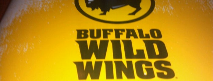 Buffalo Wild Wings is one of Che' 님이 좋아한 장소.