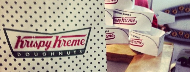 Krispy Kreme is one of Lugares favoritos de Beno.