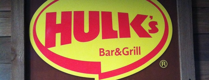 Hulks Bar & Grill is one of Por visitar....