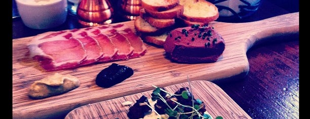 Wood Tavern is one of Things to Try Before You Die - East Bay.