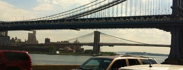 FDR Drive - Exit 2 Brooklyn Bridge/Manhattan Civic Center is one of Lower Manhattan.