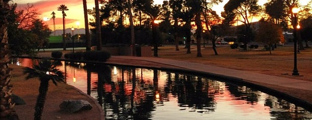 Encanto Park is one of Phoenix to-do list.