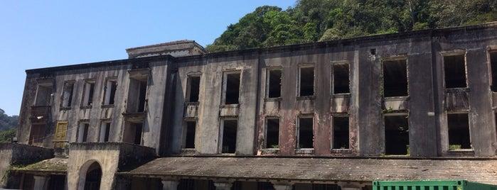 Centro de Visitantes Paineiras is one of Rio De Janeiro.