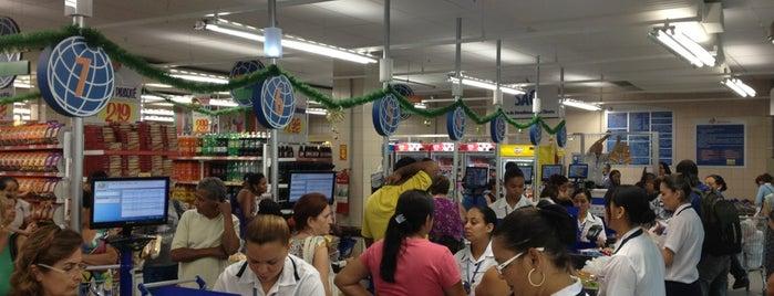 Supermercados Mundial is one of Supermercados.