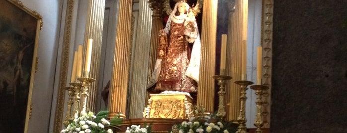 Iglesia de Nuestra Señora del Carmen is one of Andrea'nın Beğendiği Mekanlar.