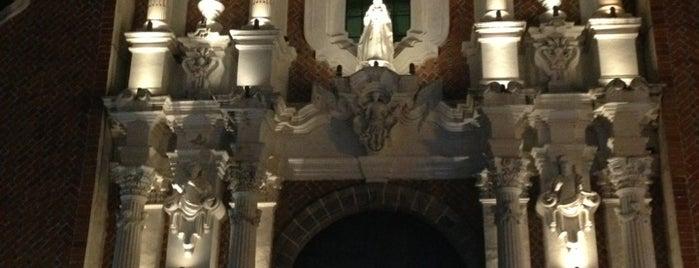 Parroquia San José is one of Selene 님이 좋아한 장소.
