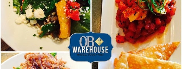 OB Warehouse is one of Orte, die Kristine gefallen.