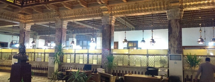 Banque Misr is one of Orte, die Ahmed gefallen.