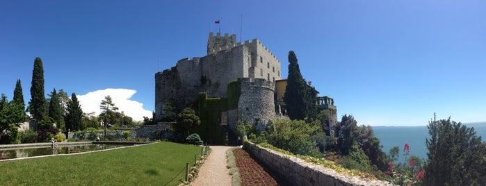 Castello di Duino is one of Top Locations rund um Triest (ca. 50 km) SLO, ITA.