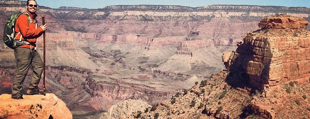South Kaibab Trailhead is one of At the Grand Canyon.
