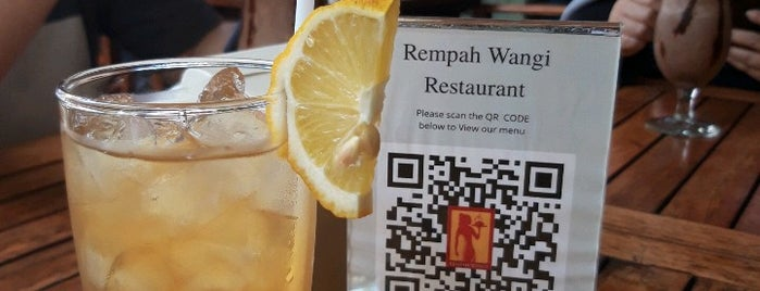 Rempah Wangi is one of Jakarta restaurant.