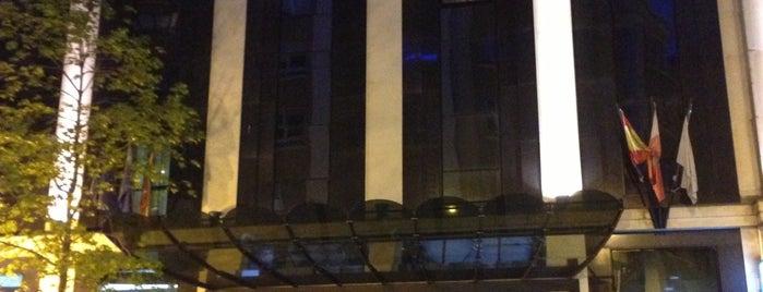 Hotel Silken Coliseum is one of Lugares favoritos de Eliomara.