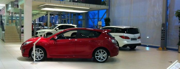 Inchcape Motors is one of Posti che sono piaciuti a Слава.