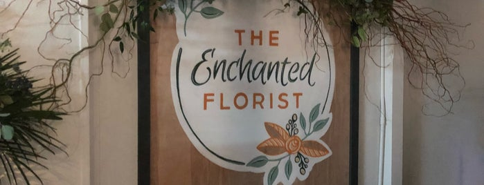 The Enchanted Florist is one of Austin.