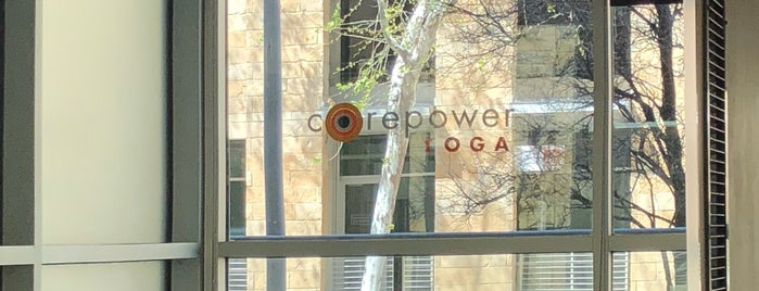 CorePower Yoga is one of Lugares favoritos de Spe.