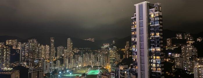 Wooloomooloo Sky Lounge is one of Hong Kong.