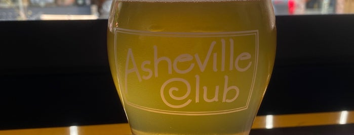 Asheville Club is one of Asheville.