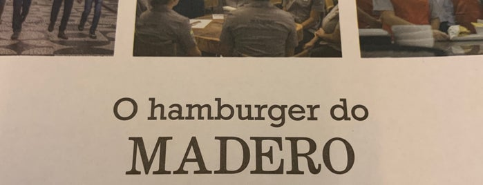 Madero Steakhouse is one of Posti che sono piaciuti a Ivan.