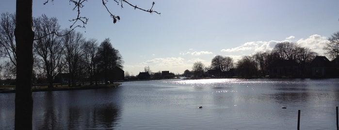 Broek in Waterland is one of Amsterdam.