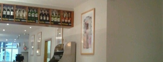 Jacques Wine Bar is one of London.