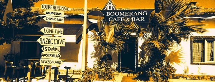 Boomerang Bar is one of Lieux qui ont plu à Oral.