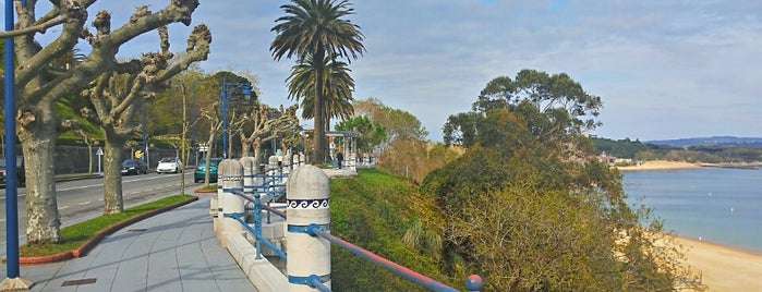 Paseo De Reina Victoria is one of Tempat yang Disukai Jose Luis.