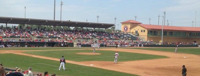Osceola County Stadium is one of Baseball Stadiums in U.S.A..