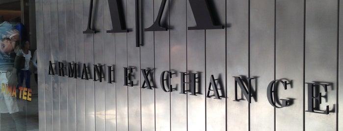 Armani Exchange is one of Melhor atendimento.