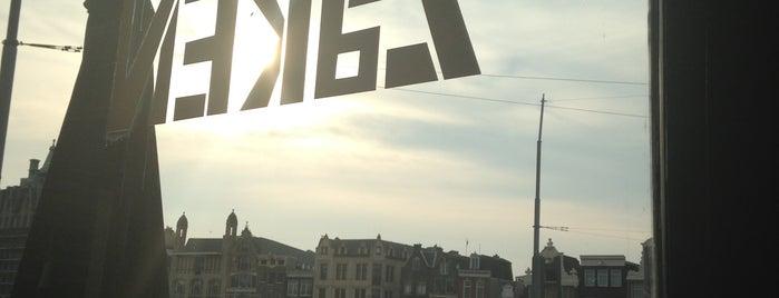 Dwaze Zaken is one of Amsterdam favs.