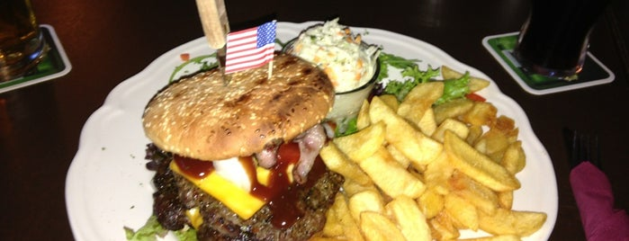 Western Saloon Woodfire is one of US Food & Co. (Part 1/2).
