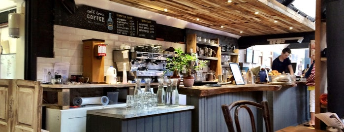Art Café is one of Norfolk.
