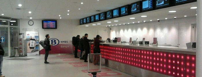 NMBS Europe is one of The Hotel. Brussels 님이 좋아한 장소.