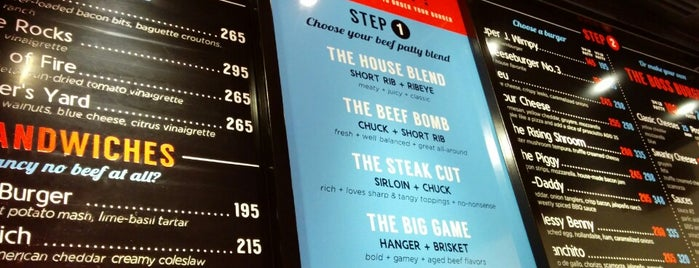 8 Cuts Burger Blends is one of Shank 님이 좋아한 장소.