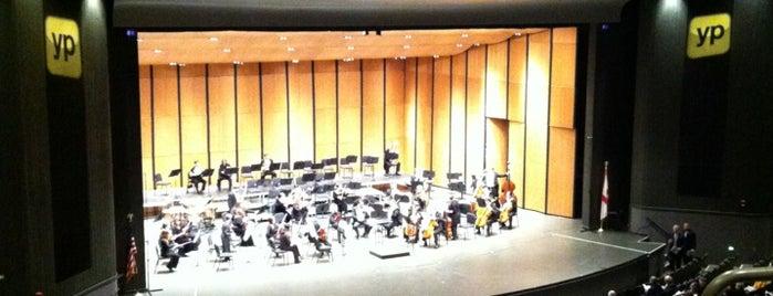 Mark C. Smith Concert Hall is one of Orte, die Richie gefallen.