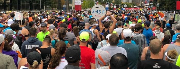 Chicago Marathon is one of Orte, die Ramel gefallen.