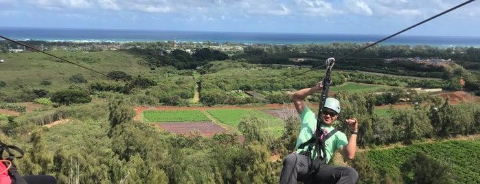 CLIMB Works Keana Farms is one of Oahu Faves.