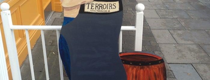 Terroirs is one of Moraima around the world.