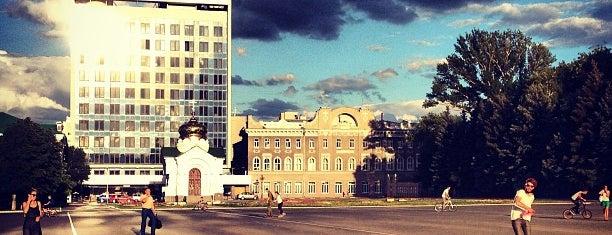 Театральная площадь is one of Дмитрий 님이 좋아한 장소.